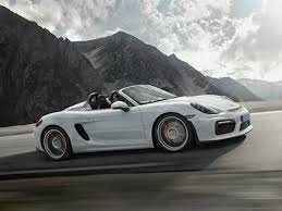 PORSCHE Boxster/S Cayman/S (981) (2013-on) Required Maintenance Lubrication Service Checklist Manual