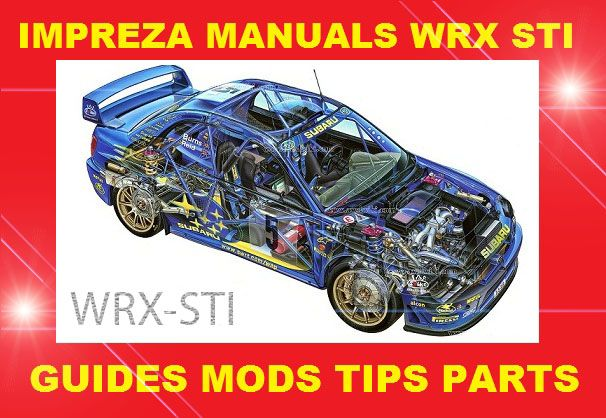 dedicated download for subaru impreza wrx sti guide rh sellfy com 2008 subaru forester owners manual pdf 2008 subaru impreza service manual