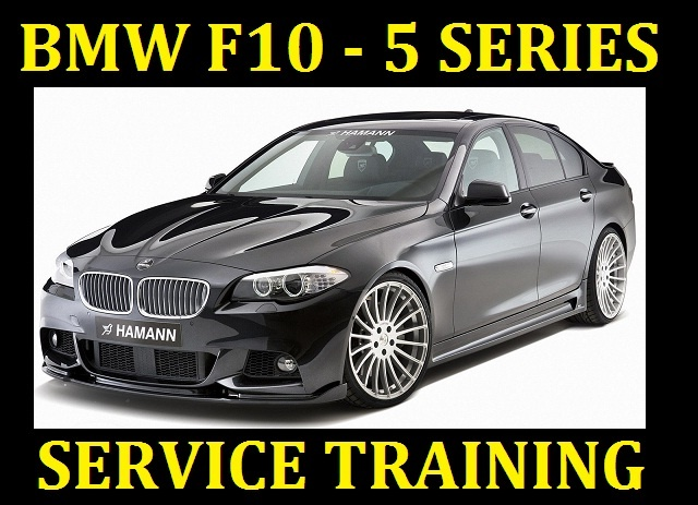 bmw f10 5 series 528i 535i 550i service training m rh sellfy com 1998 BMW 525D bmw 520d f10 owners manual pdf