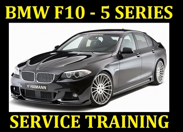 ►☼◄ BMW F10 5 Series 528i 535i 550i SERVICE TRAINING MANUAL PDF DOWNLOAD ►SERVICE WORKSHOP REPAIR