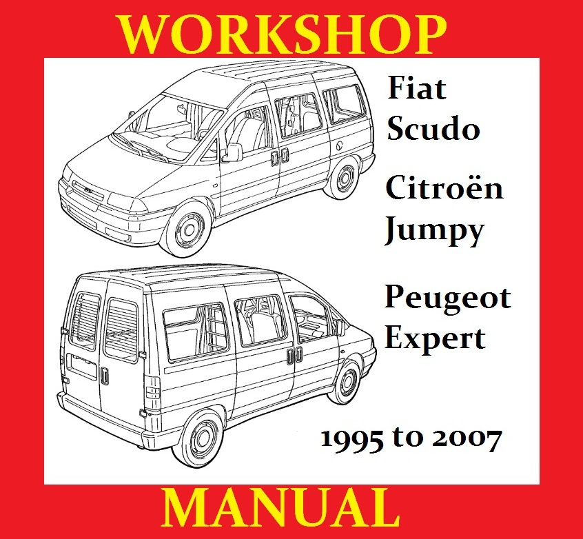 fiat scudo peugeot expert citroen jumpy workshop servi rh sellfy com repair manual scout dst repair manuals download for international td6