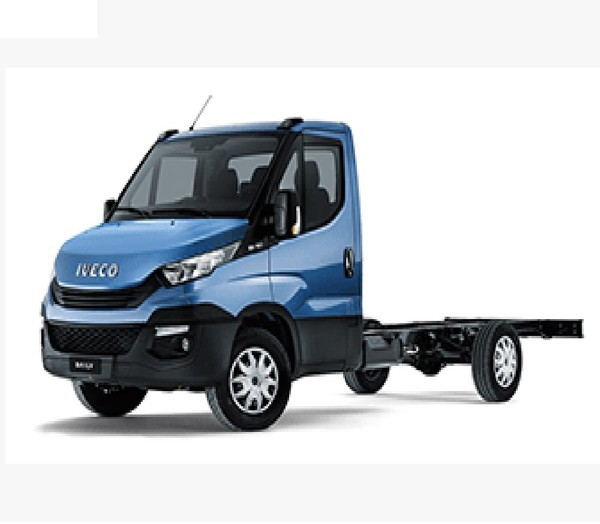 IVECO NEW DAILY E6 ‒ BODYBUILDER INSTRUCTIONS MANUAL WORKSHOP - 2016