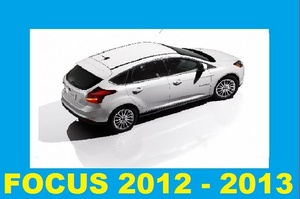►►► 2012 2013 FORD FOCUS 2.0 2 LITRE Duratec-HE EcoBoost SERVICE MANUAL