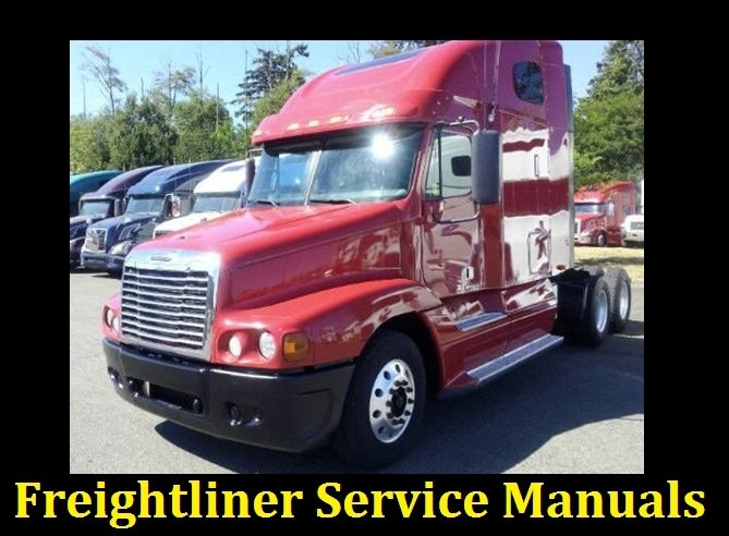 Freightliner Truck Service Bulletin Manual Rare - Guides And Manuals