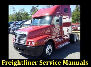 ►☼◄ FREIGHTLINER TRUCK SERVICE BULLETIN MANUAL ►RARE◄