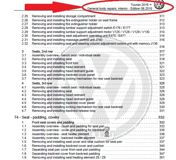 manual vw touran product user guide instruction u2022 rh testdpc co 2005 VW Passat V6 Schimb Filtru Polen VW Touran