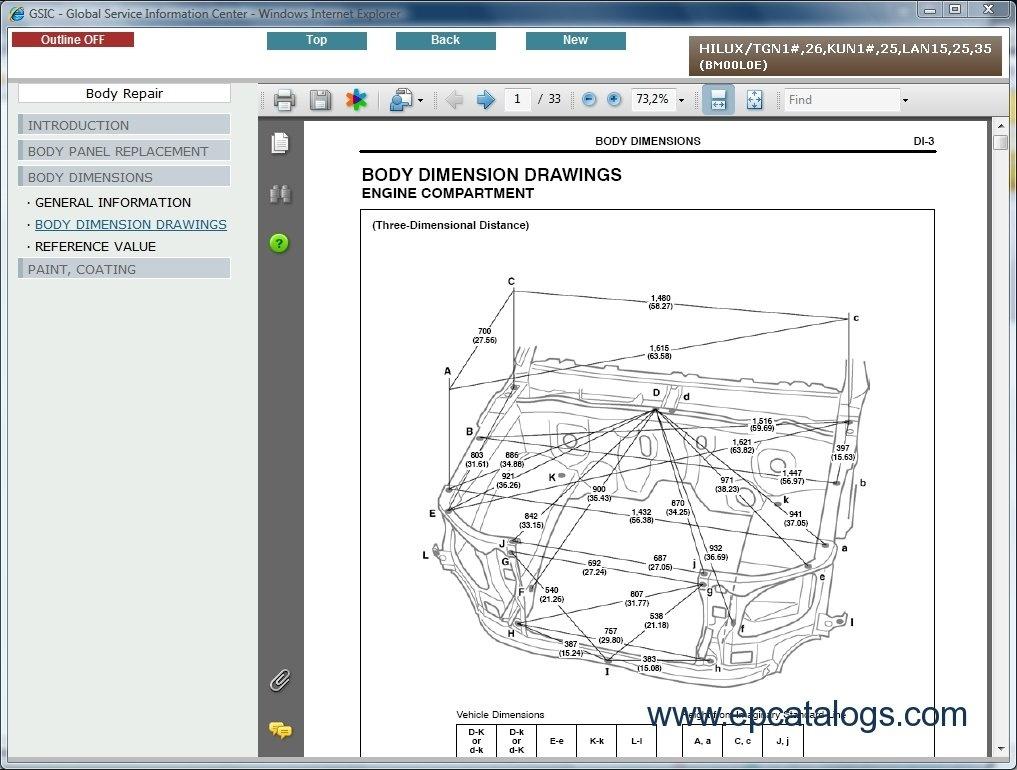 toyota hilux hi lux vigo 2005 to 2013 workshop service rh sellfy com New Toyota Hilux Vigo 2014 Toyota Hilux Vigo Champ