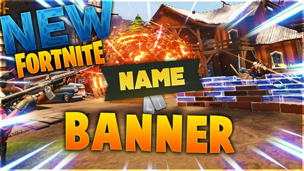 Fortnite Youtube Banner Celpodesigns