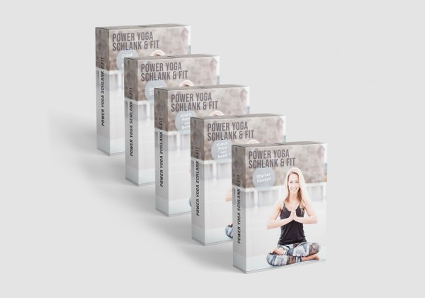Power Yoga schlank & fit - Paket