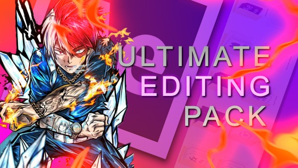 WARISE'S ULTIMATE EDITING PACK
