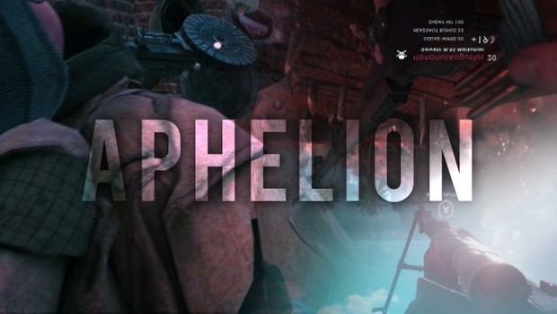 Aphelion Project File (Adobe After Effects CC 2015.3, Includes CC)