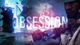 OBSESSION Project File (Adobe After Effects CC 2017, Includes CC + Motion Trackings)