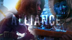 ALLIANCE Project File (After Effects CC 2017, Includes 3D Introduction + CC + Motion Trackings)