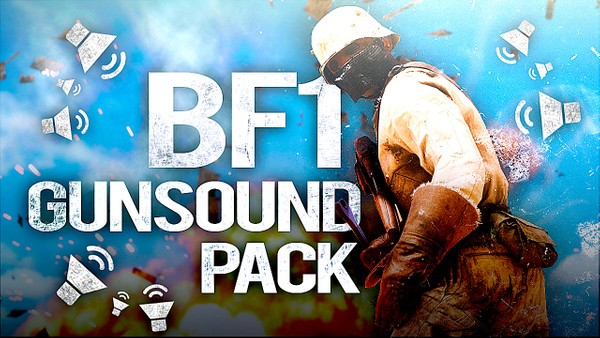 BATTLEFIELD 1 SOUNDPACK