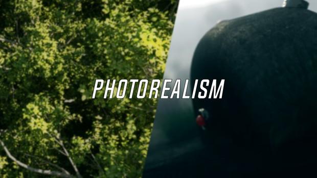 Photorealistic introduction!