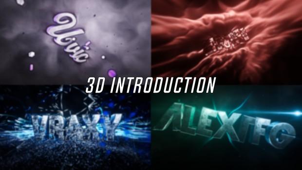 3D Introduction!