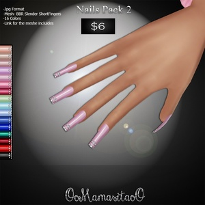Pack Nails 2