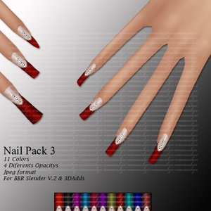 Nails Pack 3