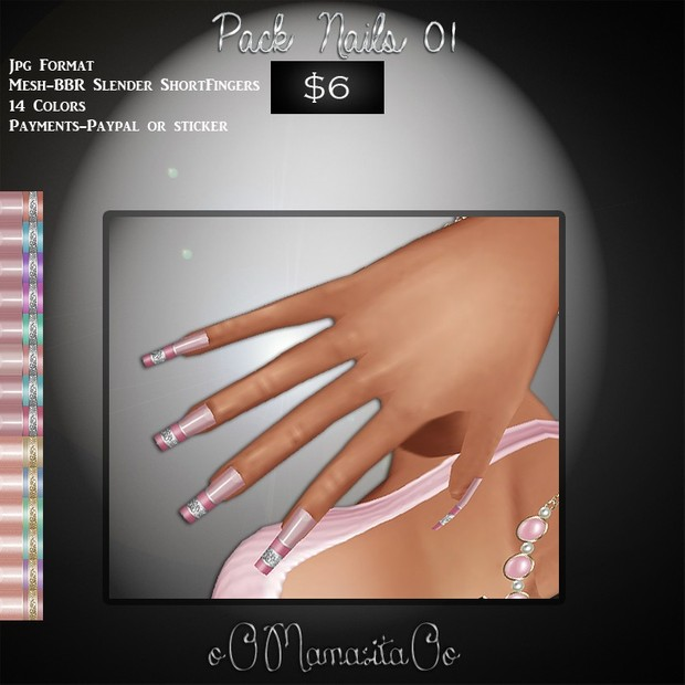 Pack Nails 1
