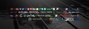 Social Media Icons & Sponsors Pack
