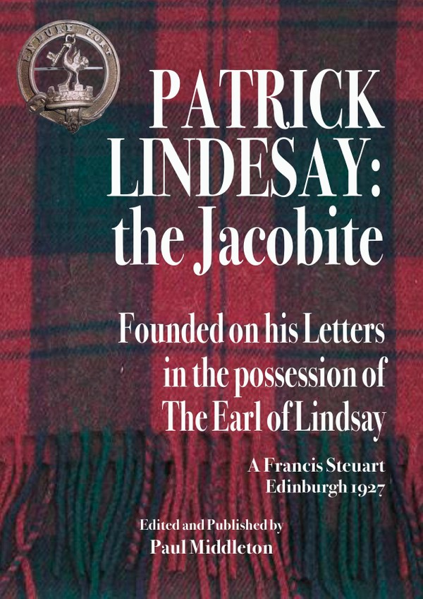 PATRICK LINDESAY: the Jacobite