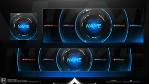 Premade Revamp Design Fully customizable