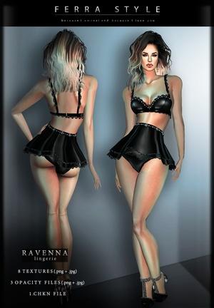:: RAVENNA LINGERIE ::