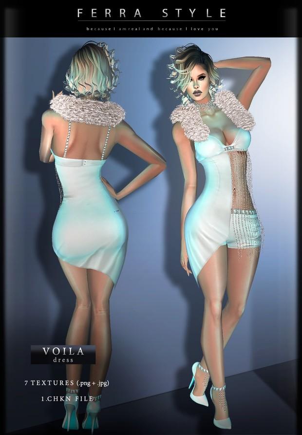 :: VOILA DRESS ::