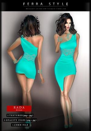 :: RADA DRESS ::