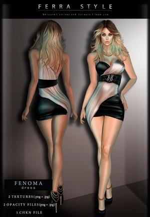 :: FENOMA DRESS ::