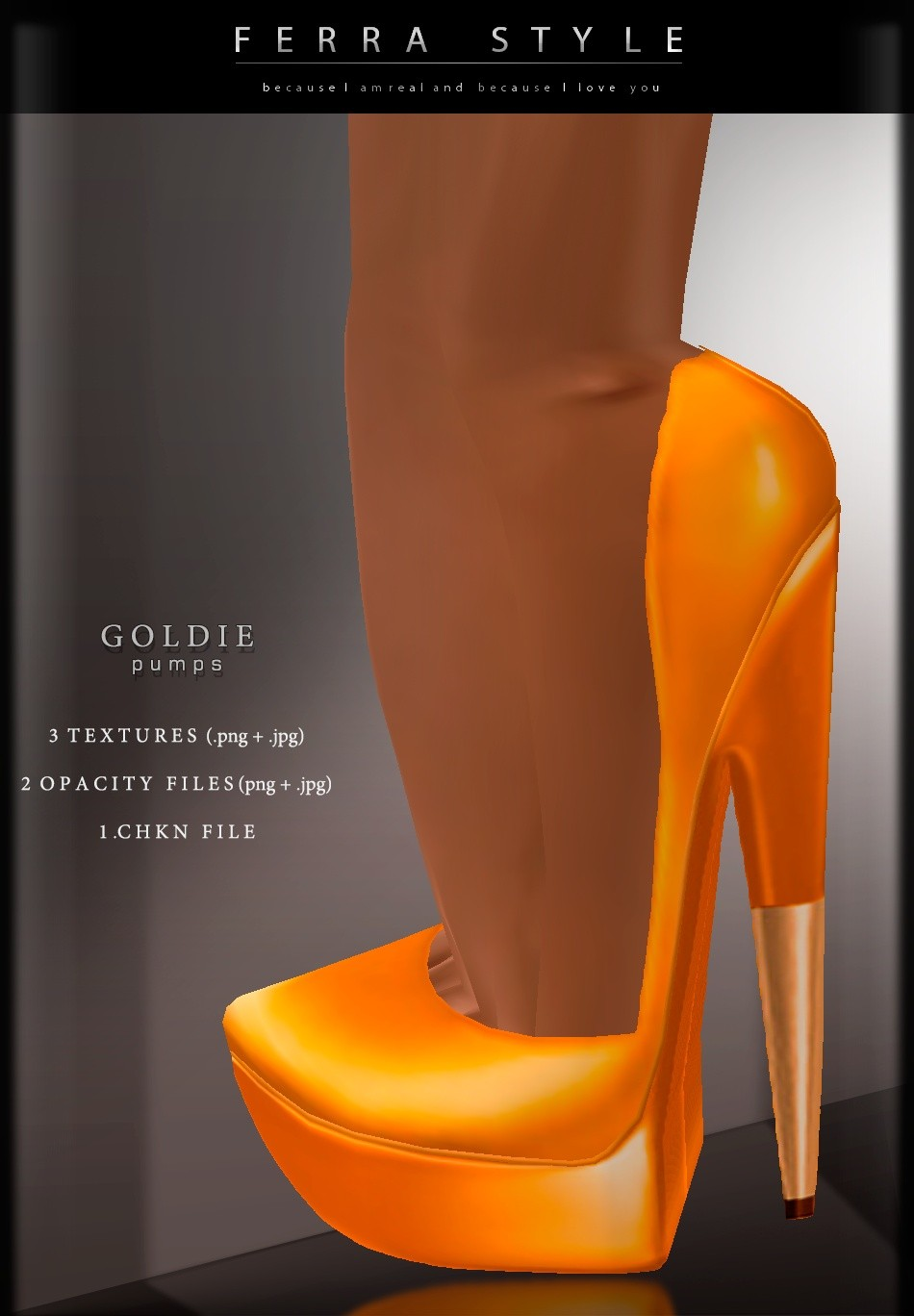 :: GOLDIE PUMPS ::