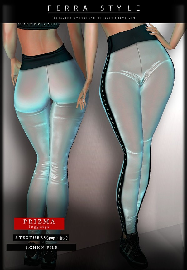 :: PRIZMA LEGGINGS ::
