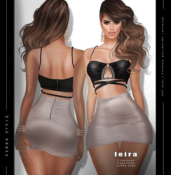 :: LEIRA DRESS ::