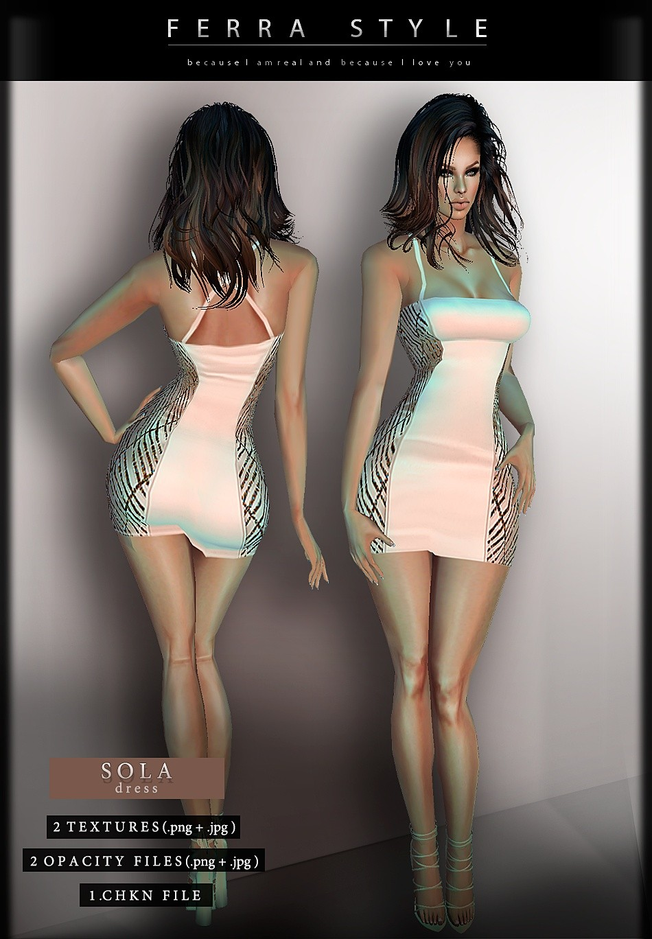 :: SOLA DRESS ::