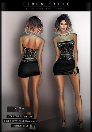 :: KIRA DRESS ::