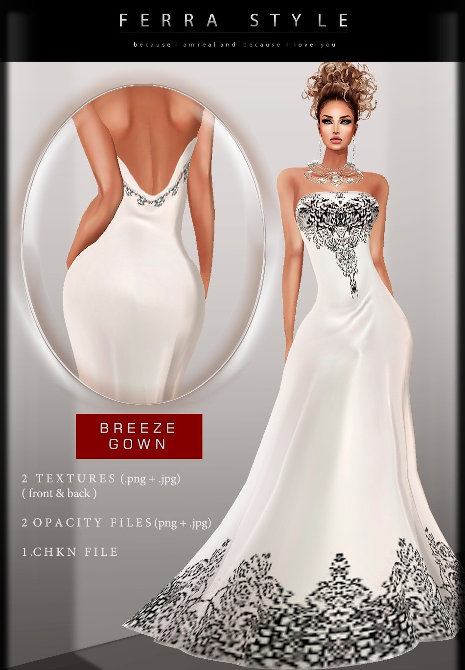 ::  BREEZE GOWN  ::