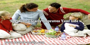 Elocution lessons to improve your life and help you speak clearly.