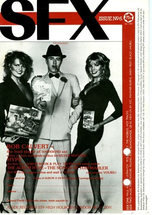 SFX AUDIO MAG 6 Side 2   Relive the 1980's