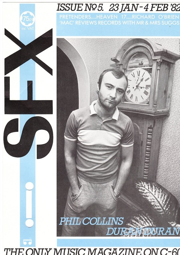 SFX AUDIO MAG 5 Side 1   Relive the1980's