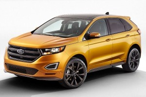 Ford Edge 2015 2016 Repair Manual