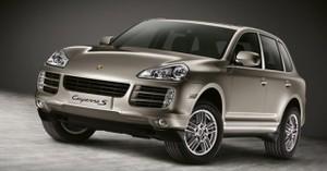 Porsche Cayenne 2003-2008  Repair Manual