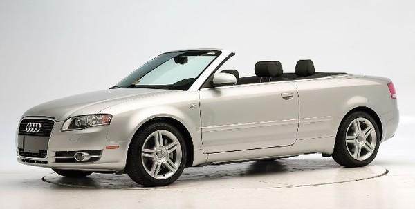 Audi A4 Cabriolet 2003 2004 2005 2006 2007 2008 2009 Repair Manual