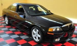 Lincoln ls 2001 Repair Manual