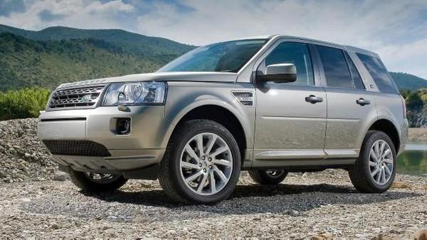 Land Rover Freelander (2) 2011 Repair Manual