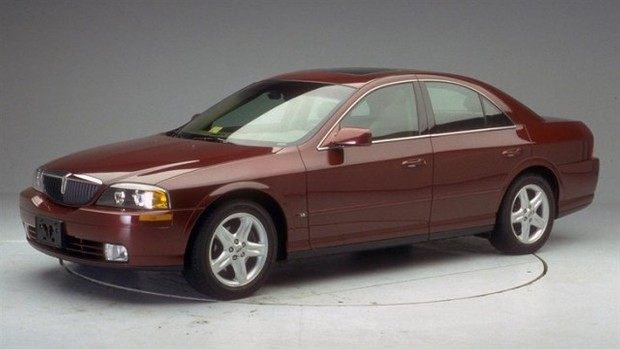 Lincoln ls 2000 Repair Manual