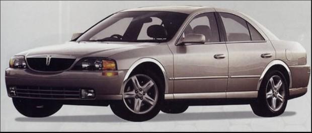 Lincoln ls 2005 Repair Manual