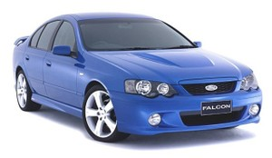 Ford Falcon (BA) 2003 Repair Manual