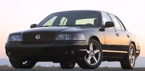 Mercury Marauder 2004 Repair Manual