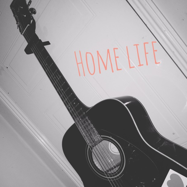 'home life ' chill guitar instrumental (profit use, untagged)