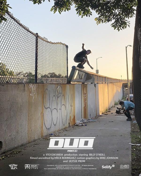 Billy O'Neill - Duo Pt.3